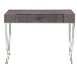 DA2405-Faux-Ostrich-Console-Table