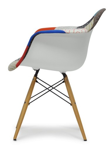 DC-311P Aero Patchwork Chair- Side-2