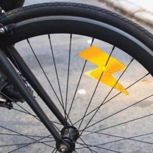EA1424KIT Bike Bolt Reflector Use