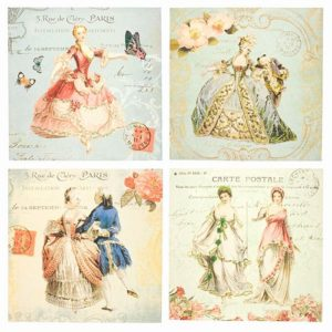 EA181_thePHAGshop_French Romanticism Art Prints- Set 4