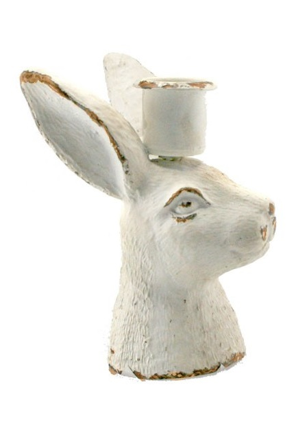 EA625_thePHAGshop_Iron Rabbit Candle Holder