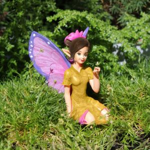 FAIRY-CINDI_thePHAGshop_The Fairies_Girl Fairy_Garden Fairy Figurine