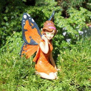 FAIRY-LICIANA _thePHAGshop_The Fairies_Girl Fairy_Garden Fairy Figurine