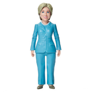 FGHIL01 Hillary Clinton Action Figure
