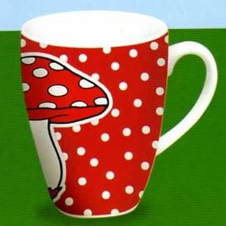 Fiorucci Shroom Mug