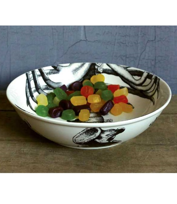 HX1554_thePHAGshop_Skeleton Serving Bowl- Round