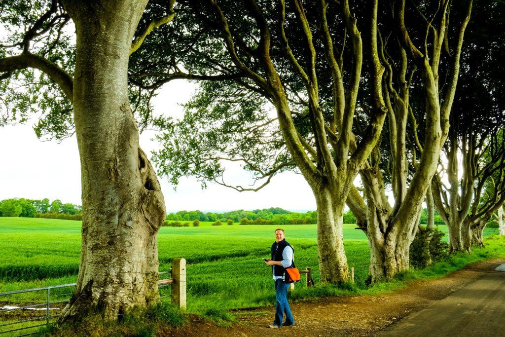 JC- Dark Hedges_GOT King's Road- Northern Ireland