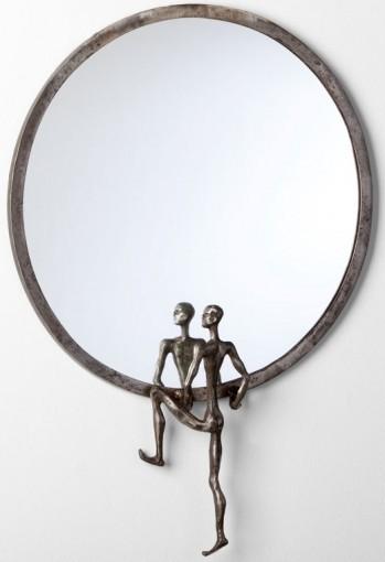 Lift mirror left