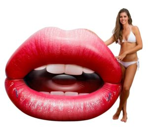 PC2575RDB_thePHAGshop_Giant Luscious Lips Lounge Float