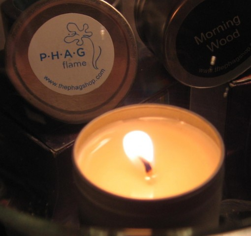 PHAG flame Travel Tin Web