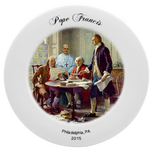 Pope Declaration Plate- Final