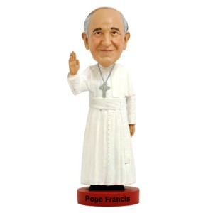 Royal Bobble- Pope Francis
