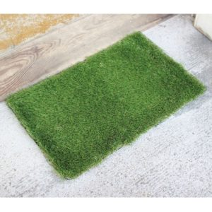 SGDS2010_thePHAGshop_Green Grass Door Mat- Rectangle