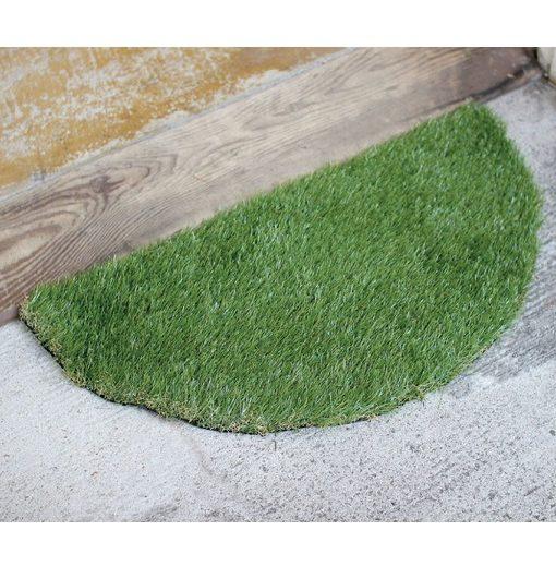 SGDS2020_thePHAGshop_Green Grass Mat- Half Round
