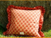 Sack Pillow Back