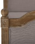 TSF-8133_thePHAGshop_French Linen Upholstered Daybed- Detail