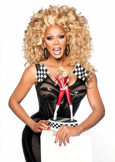 TW00443_thePHAGshop_Rupaul's Drag Race Statue- Use