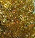 Tinsel Decor Gold