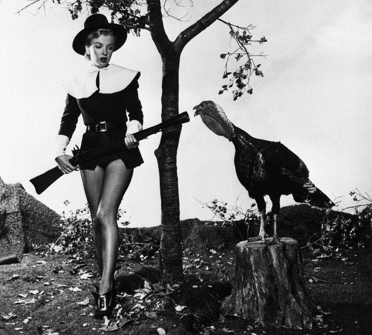 Vintage Turkey Shoot