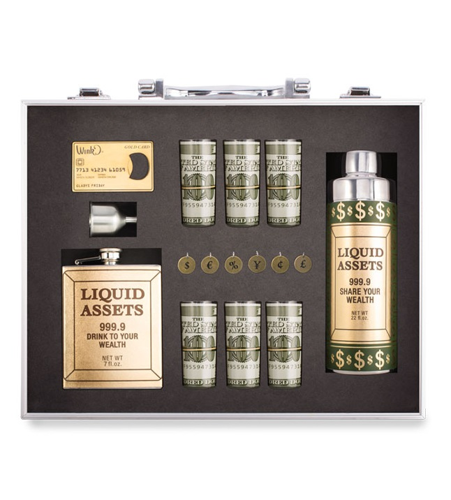 WBSET999_thePHAGshop_Liquid Assets Breifcase Bar Set- Open