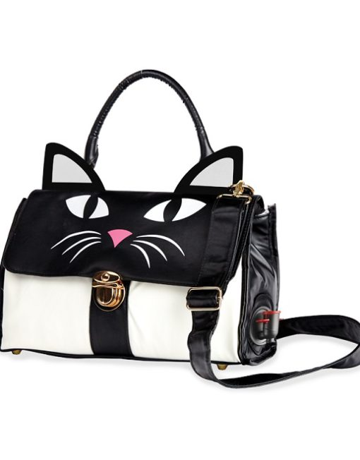 WPURSE5411_thePHAGshop_Insulated Crazy Cat Wine Purse