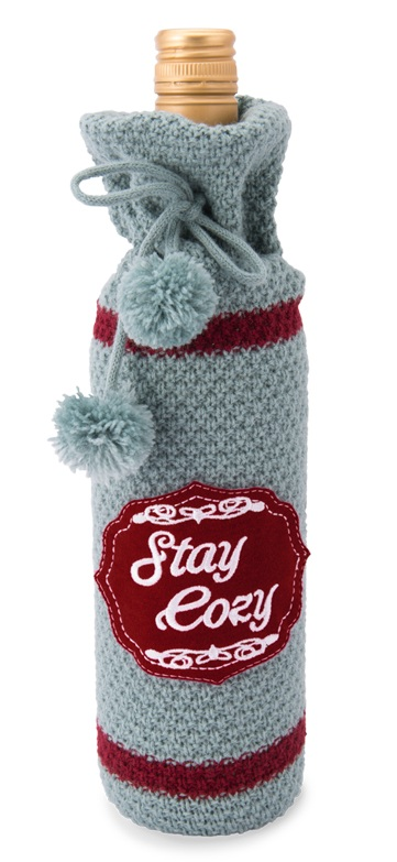 WSWTR983A Sweater Cozy Bottle