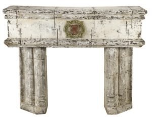 XC3635MC_thePHAGshop_Distressed Fireplace Old World Style