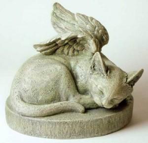 angel pet sculpt-kitten