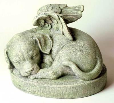 angel pet sculpt-puppy