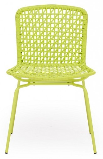 bay chair lime