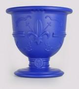 champagne pot-dark Blue