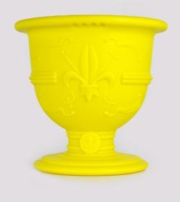 champagne pot yellow