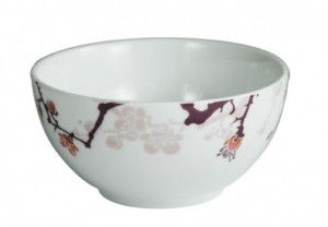 cherry bloss bowl