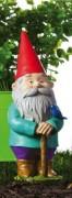 nature gnome cane