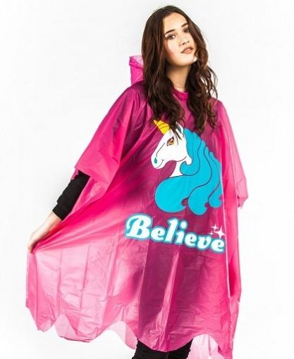 nov rain poncho-unicorn