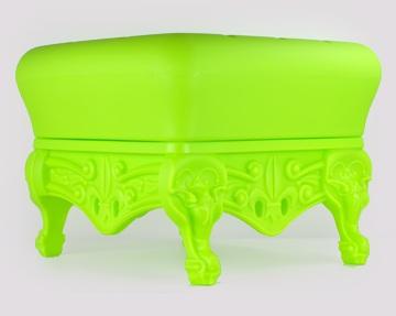 prince ottoman green