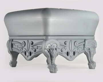 prince ottoman silver