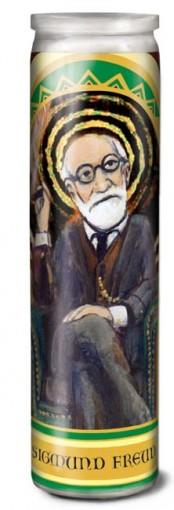 secular saint- Freud