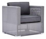 silver screen arm chair