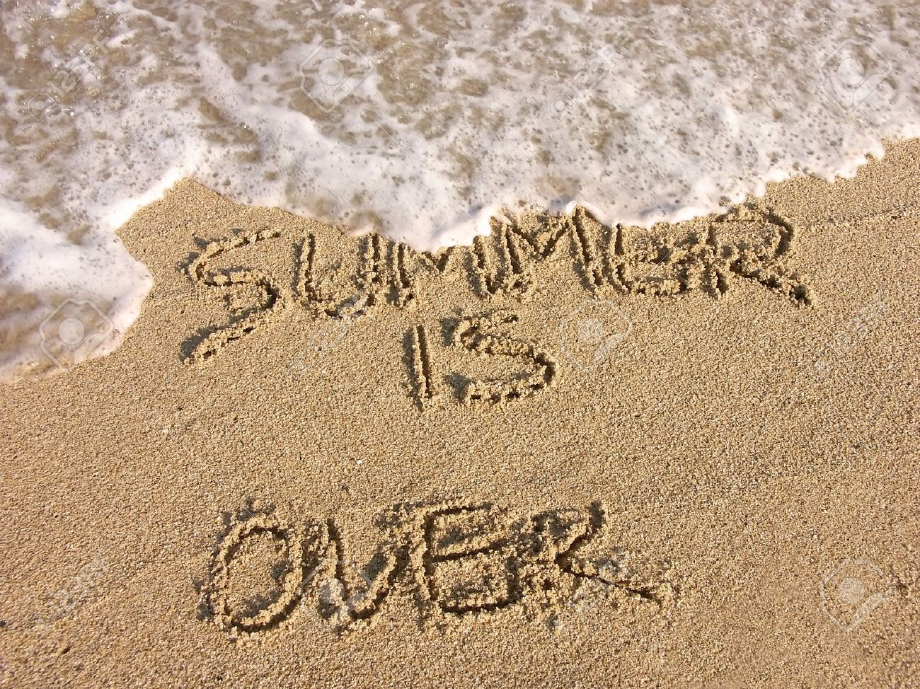 summer over