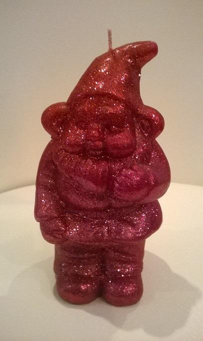 thePHAGshop_Glitter Gnome Candle