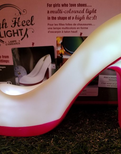 thePHAGshop_High Heel Shoe Diva Light- Pkg
