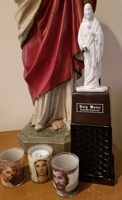 thePHAGshop_Novelty Jesus Holy Water Beverage Dispenser- Detail