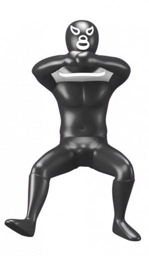 wrestler black